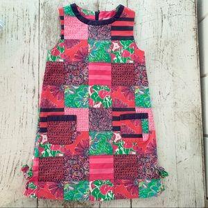 Lilly Pulitzer girls shift dress Size 6